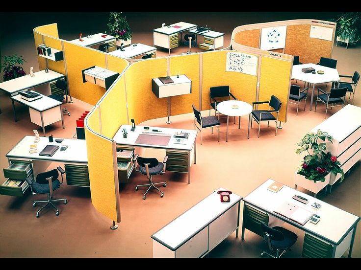 Gesika office environment