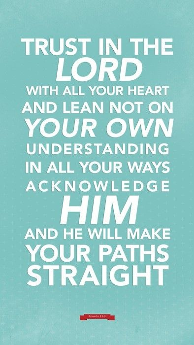 He will direct your path. Proverbs 3:5-6: The Lord, Proverbs3 5-6, Paths, Favorite Verses, Proverbs 356, Proverbs 3 5 6,  Dust Covers, Inspiration Quotes, Bible Ver