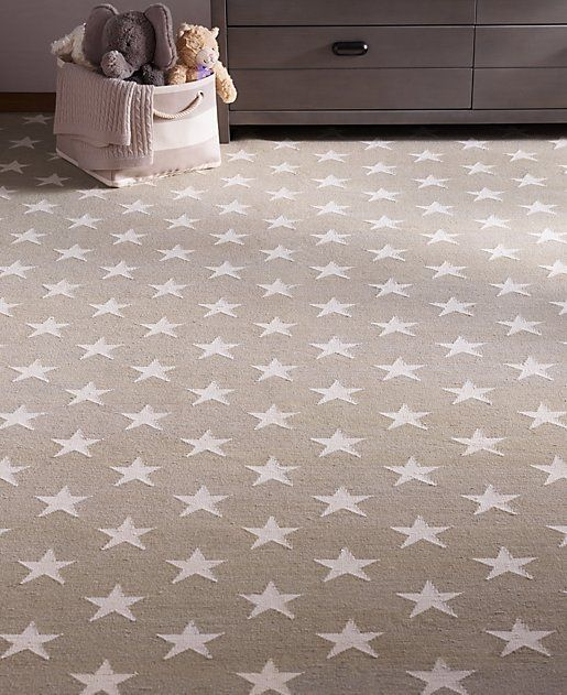 Liberty Star Flatweave Rug | Shop All Rugs | Restoration Hardware Baby & Child...must get this