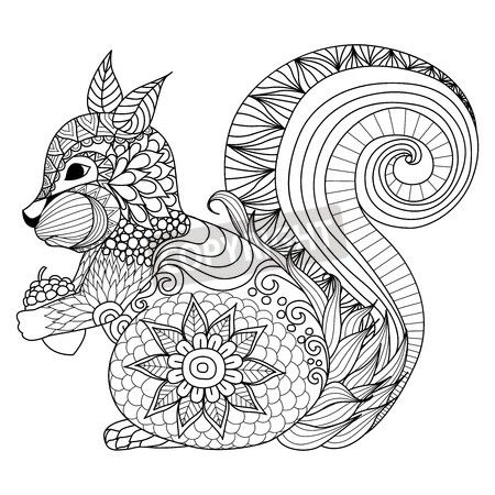 16 best Coloring Wallpaper Murals images on Pinterest Coloring - best of complex elephant coloring pages
