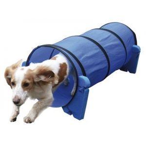 Agility Kleine Hond Tunnel  Description: De Agility sets zijn allen licht in gewicht en gemakkelijk in gebruik. Op de verpakking staat duidelijk hoe het product het beste gebruikt kan worden inclusief trainingtips zodat hondeneigenaren het meeste uit het product kunnen halen. Inclusief draagtas. doorsnede tunnel: 40cm  Price: 21.95  Meer informatie  #huisdier