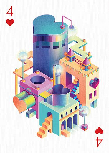 Playing Arts is a collaborative art project that gathers the best designers and…