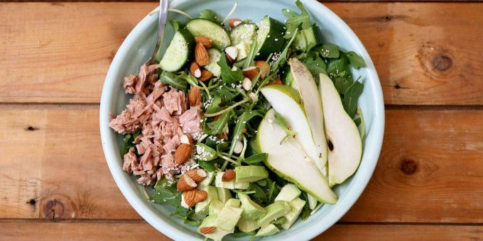 I Quit Sugar - Detox Tuna Salad recipe