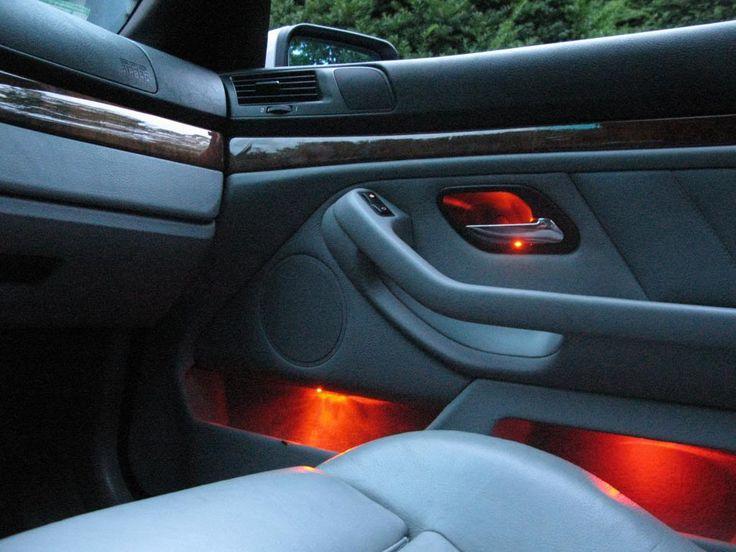 BMW e39 interior. Facebook:BMW Lazarevac