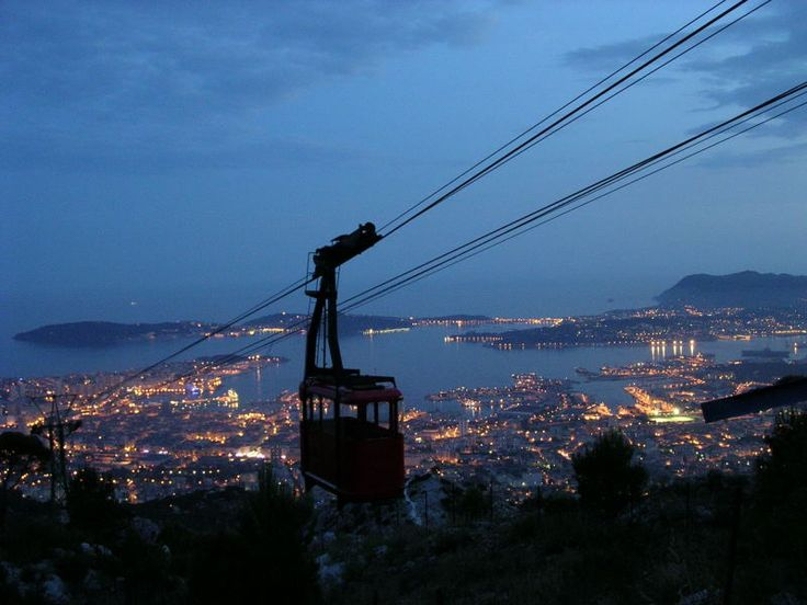 MISC | Gondolas/Aerial Tramways for Transit - Toulon France