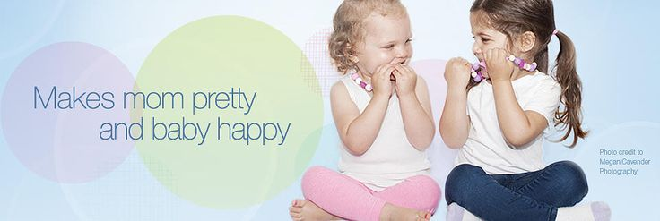 Makes mom pretty and baby happy. *Check out our website now! * www.bebeperla.com