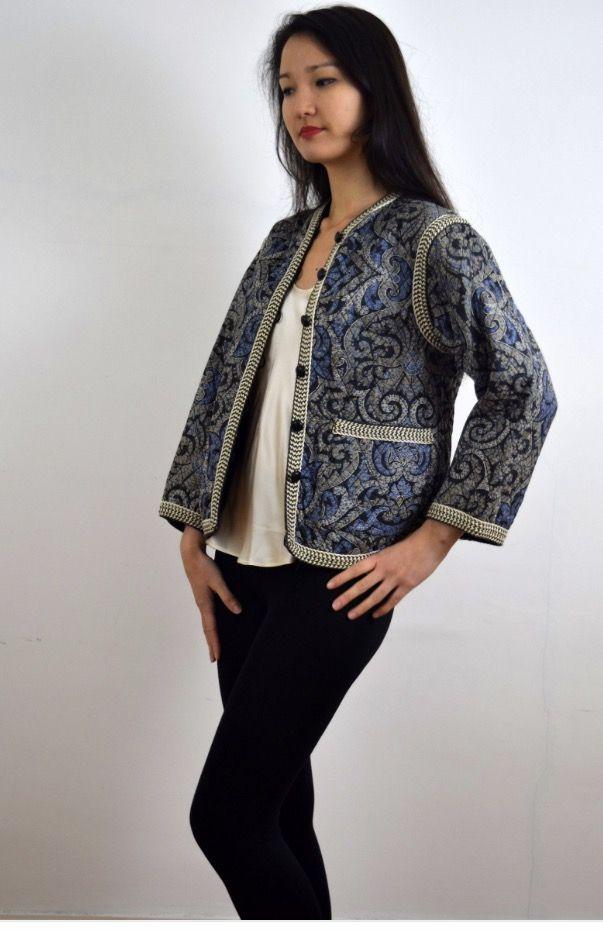 YSL Rive Gauche vintage jacket