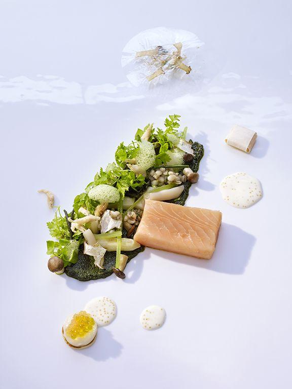 17 best images about cuisine main course relais for Avant garde cuisine