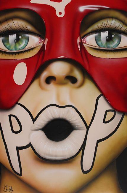 POP | Scott Rohlfs Art
