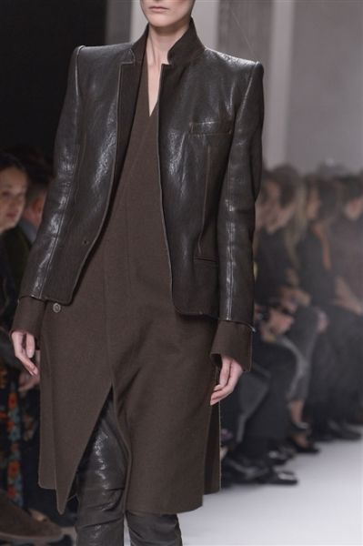 Haider Ackermann '13, gorgeous! One day I would love to dress like this