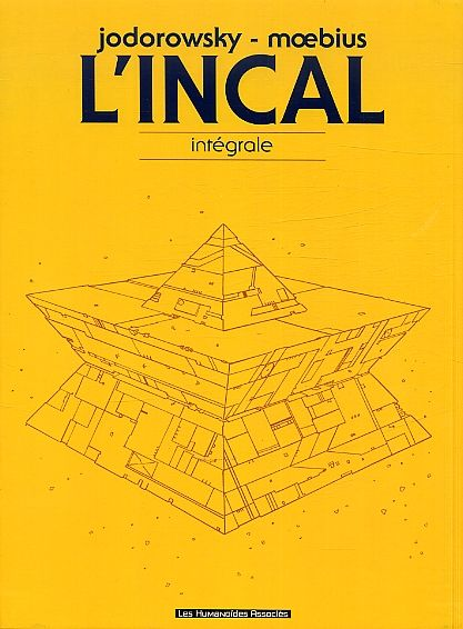 Intégrale L'Incal - (Moebius / Alexandro Jodorowsky) - Science-fiction [BDNET.COM]