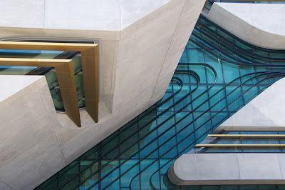 Zaha Hadid | Détails d'Architecture