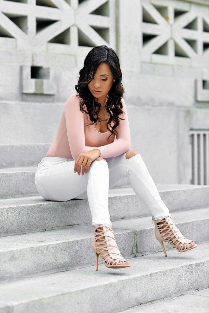 Hot Miami Styles » For the love of blush