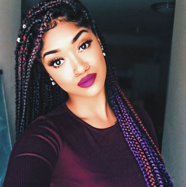twists hair style 1000 ideas about braids on braids buns 9700
