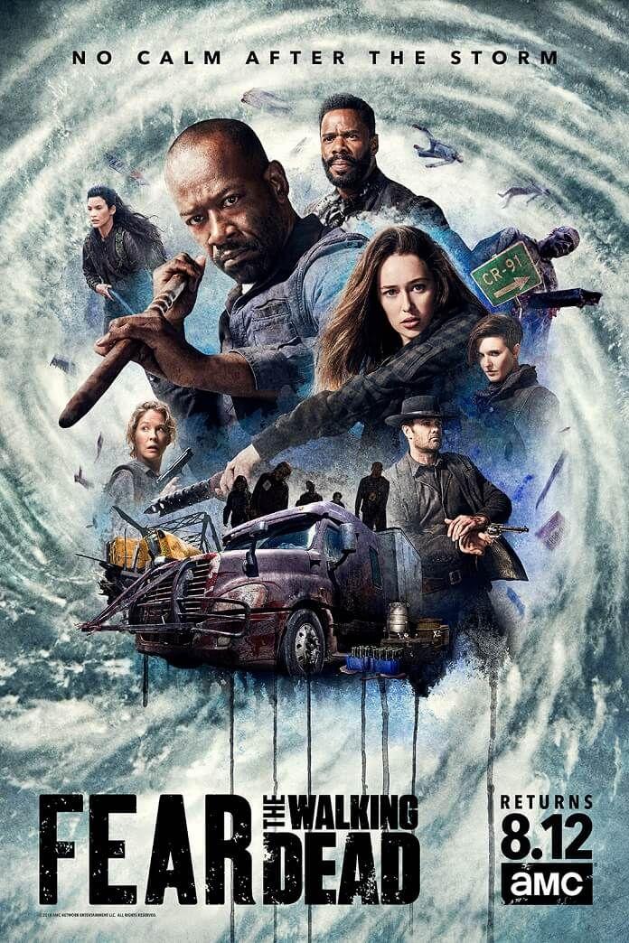 The Walking Dead Saison 9 Streaming Episode 13 : walking, saison, streaming, episode, Walking, Dead', Season, Unveils, Trailer, Members, Poster,, Dead,