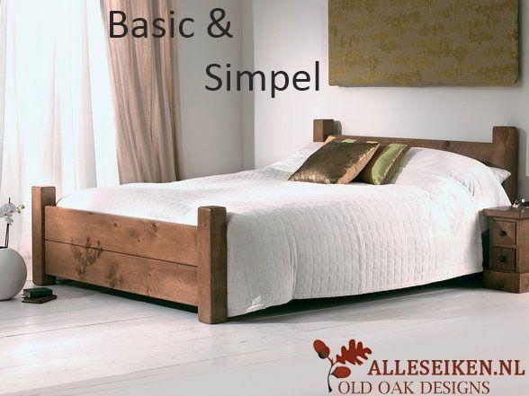 17 beste afbeeldingen over bedden slaapkamer op pinterest slaapkamerdesigns houten bedden en - Slaapkamer model ...