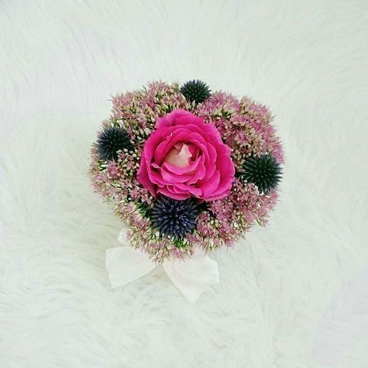 Kerti virágos virágdoboz!  Garden flower box!