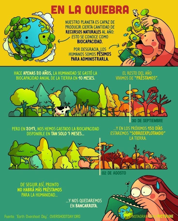 En la quiebra ambiental