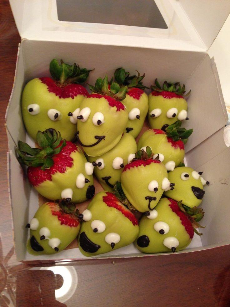 strawberry alien cake - Google Search