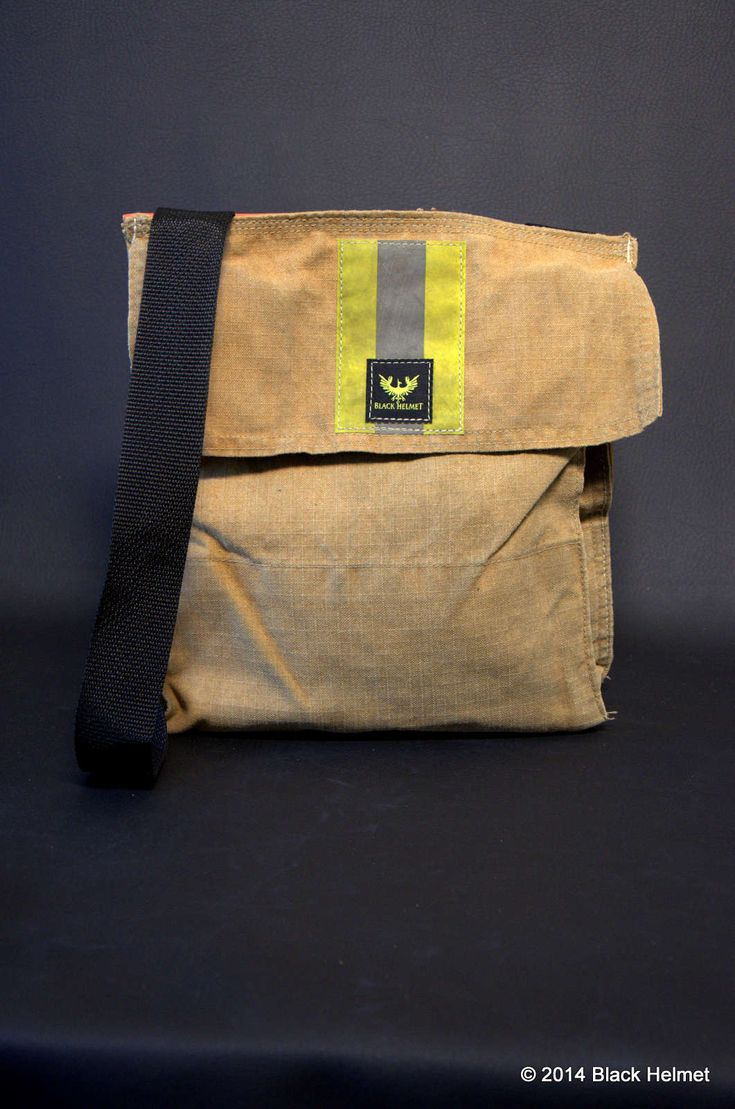 Recycled bunker gear bags - Firefighter Bunker Gear Pocket Bag Ladies Purses Made In The Usa From The Pockets Of Decommissioned