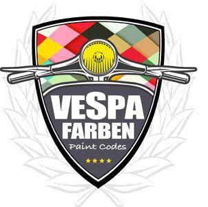 Vespa Farben
