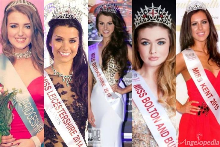 Miss England 2015 Top 5 Favourites