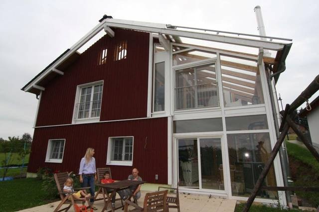 Tipps zu einem Bio-Solar-Haus