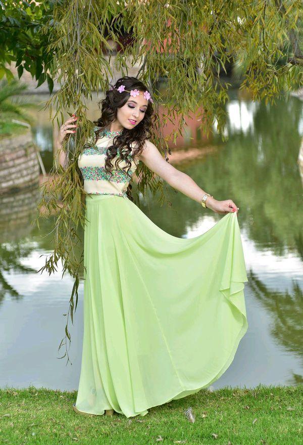 21290b9bb4d Faldas largas de moda - Colección 2016