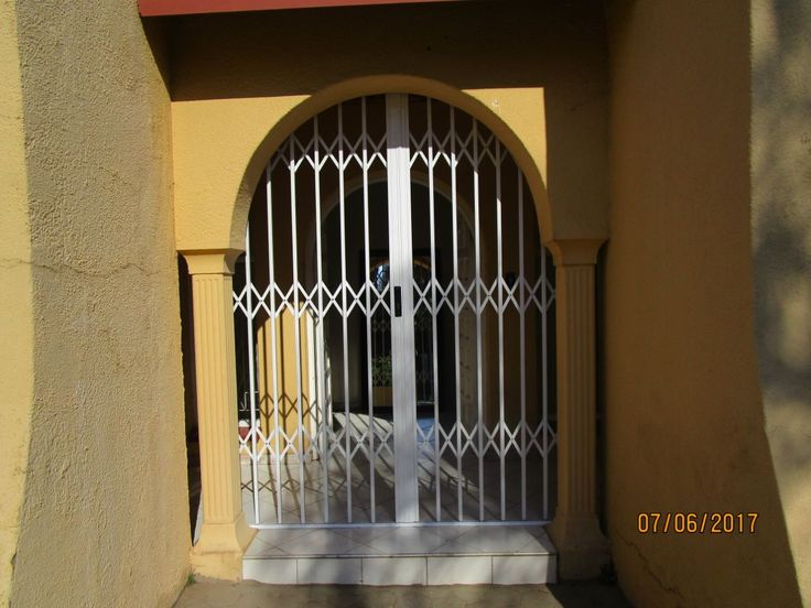 Leave all your security worries with us. At Robo Door we manufacture strong security doors for your home and business.
