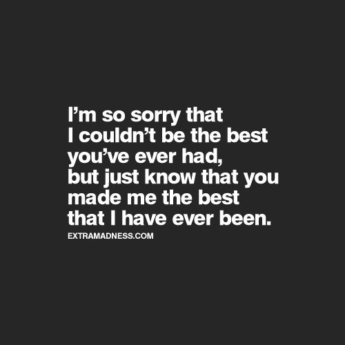 I'm better because I'm not with her, her past relationships she projected onto me. Fucking destroyed me mentally and made me feel like it was my fault. And I told everyone it was untill my psychologist made me realize the facts. Never been so unhappy in my life. If ever your having problems seek help ! It works and opens doors.