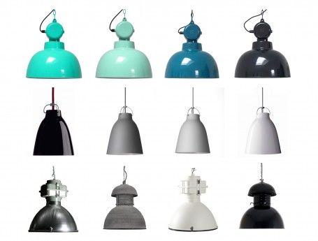 Stoere en industriële hanglampen | ZOOK.nl