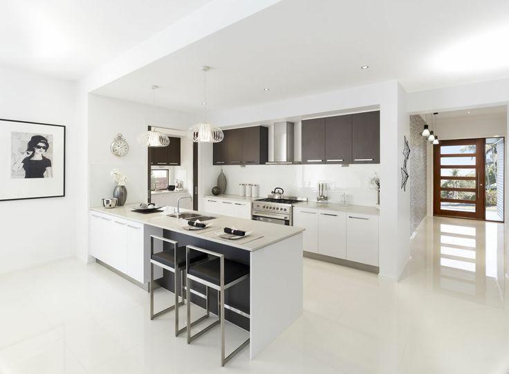 Kitchen, front door and tiles LOVE!