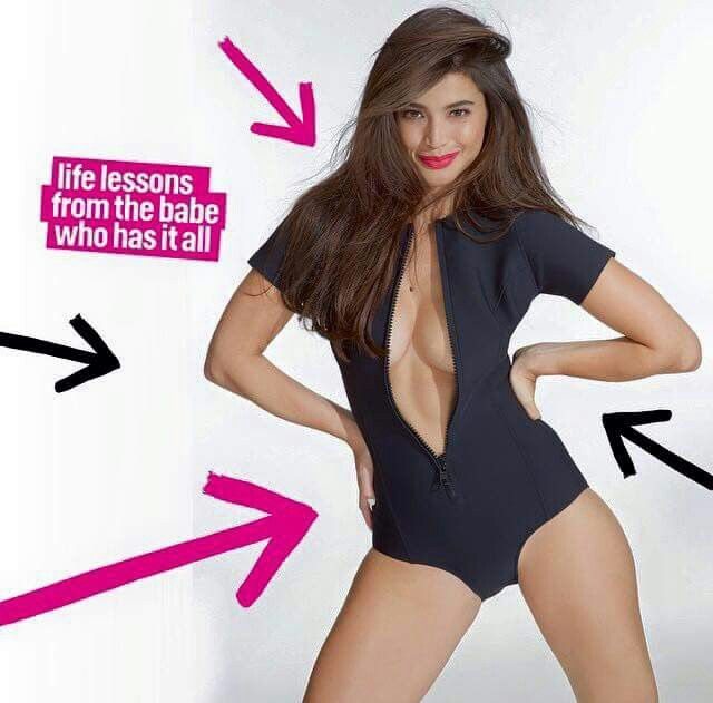 And Anne curtis pussy ass