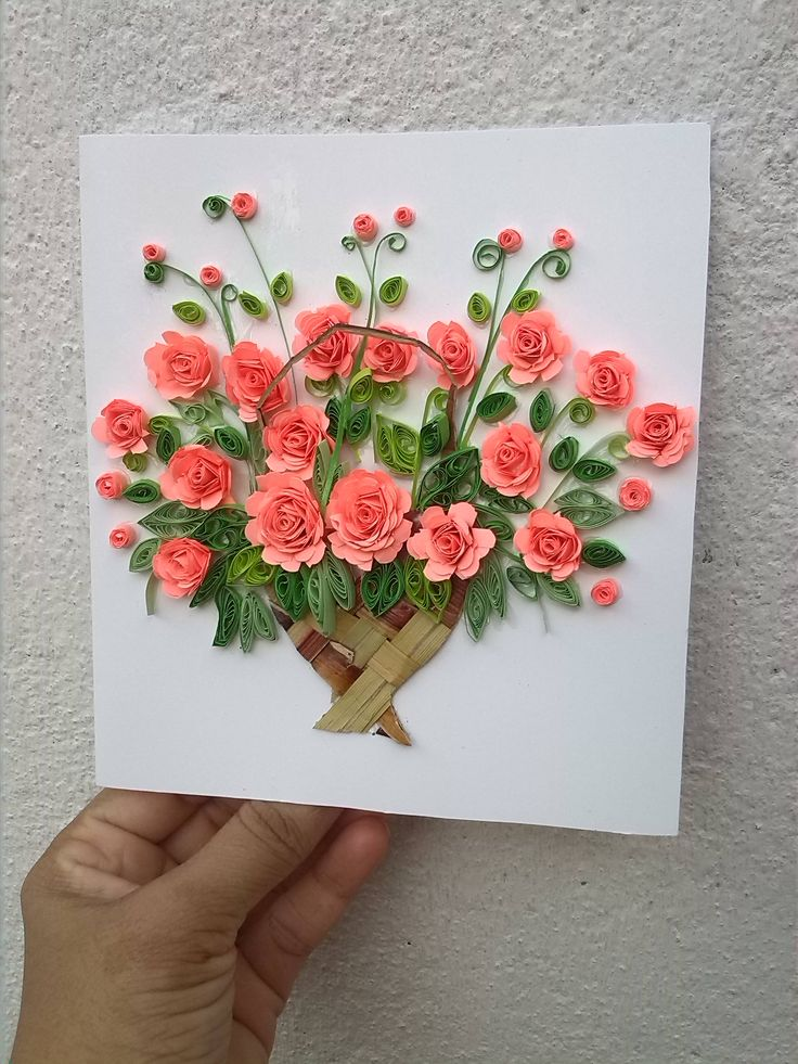 33 amazing how to make paper quilling rose free make leafs for the finest paper quilling rose flower basket with 33 amazing how to make paper quilling rose mightylinksfo