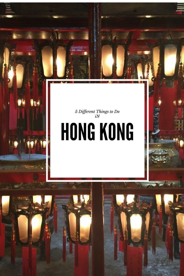 5 off the beaten track things to do in Hong Kong