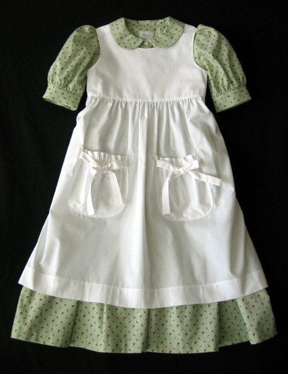 pioneer dress girls