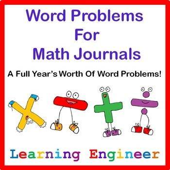 A Full Year's Worth Of Word Problems! Three levels of difficulty for differentiation. I have bundled two story problem sets, Addition  Subtraction and Multiplication  Division.Aligned with Common Core Standards: 2.OA.A.1 3.OA.A.3 3.OA.D.8 4.OA.A.2 4.OA.A.3 $ #WordProblems