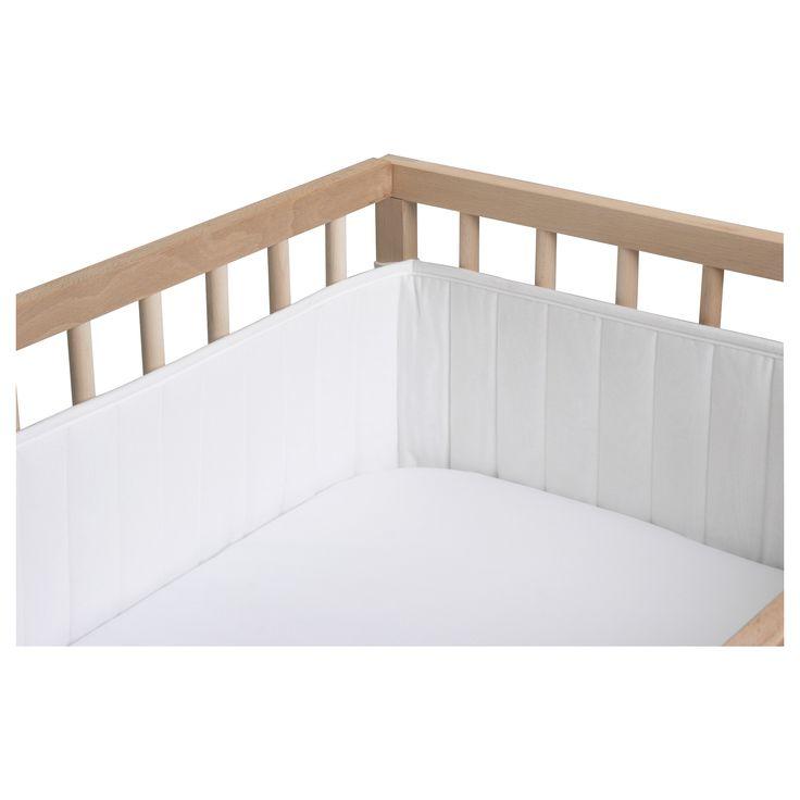 Tjusig hanger for door wall white ikea - Paracolpi culla ikea ...