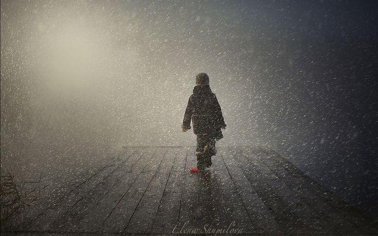 Beautiful photography taken by a Russian woman