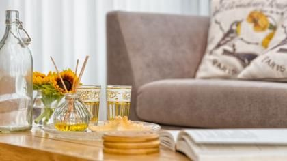 inspirace pro moderní obývací pokoje - rady v článcích