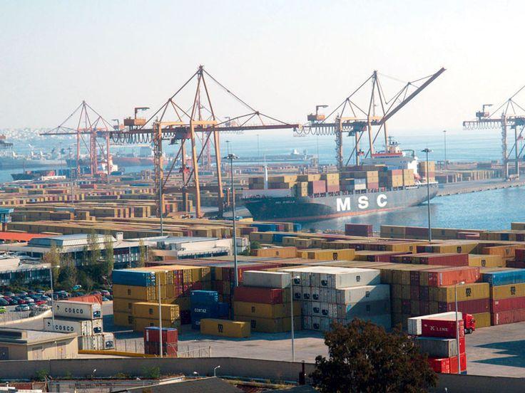 Ο κλάδος των υπηρεσιών Logistics προ&si...
