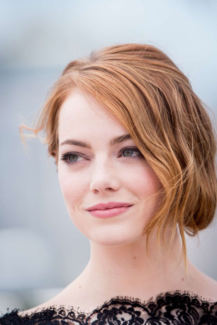 Will emma stone blonde hair color does not