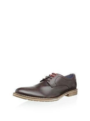 52% OFF Ben Sherman Men's Beldon Plain Toe Oxford (Brown)