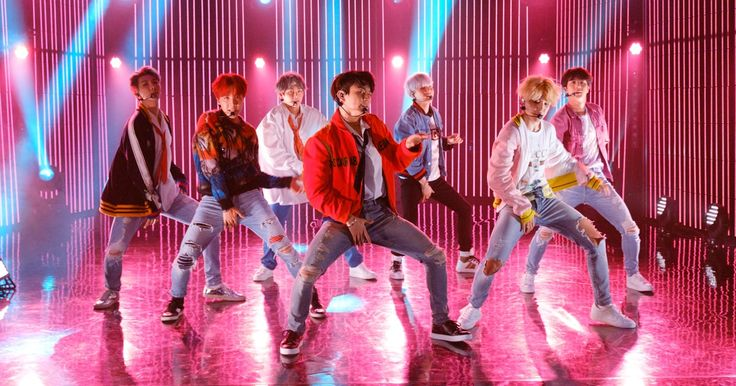 Watch K-Pop Stars BTS Perform Slick 'DNA' on 'Corden' #headphones #music #headphones