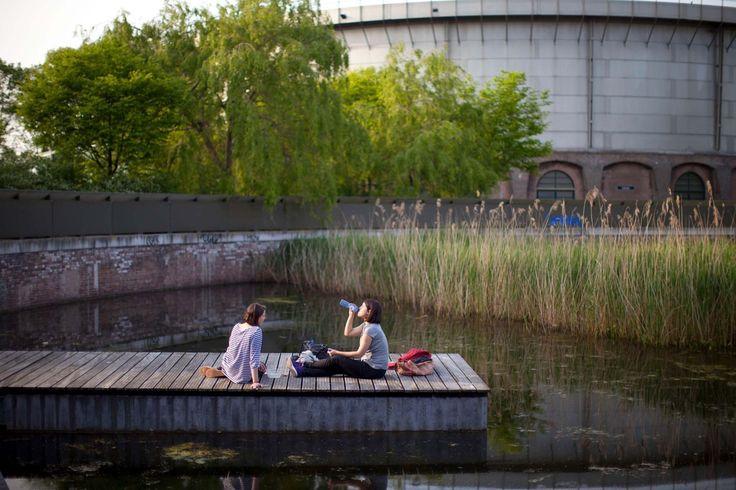 Gallery of Cultuurpark Westergasfabriek / Gustafson Porter + Bowman - 4