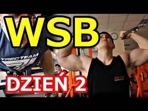 WSB #2 - Dynamiczne wyciskanie i góra ciała - YouTube