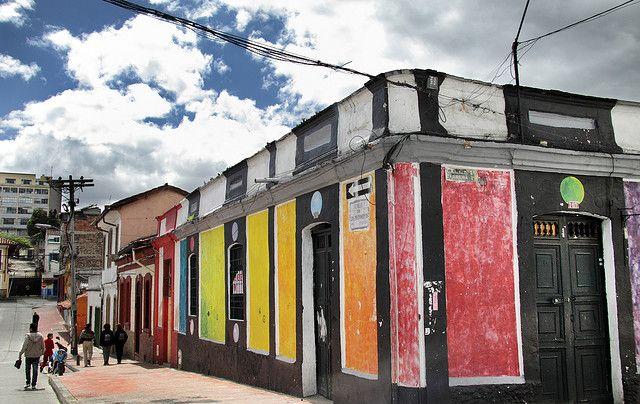 Bogota, Colombia www.exporingcolombia.com
