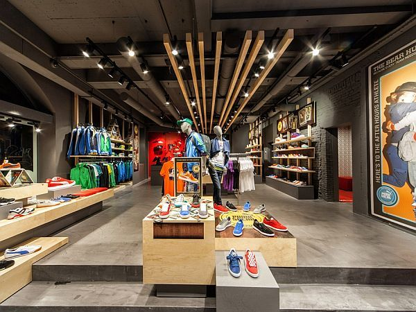Puma shop in Amsterdam