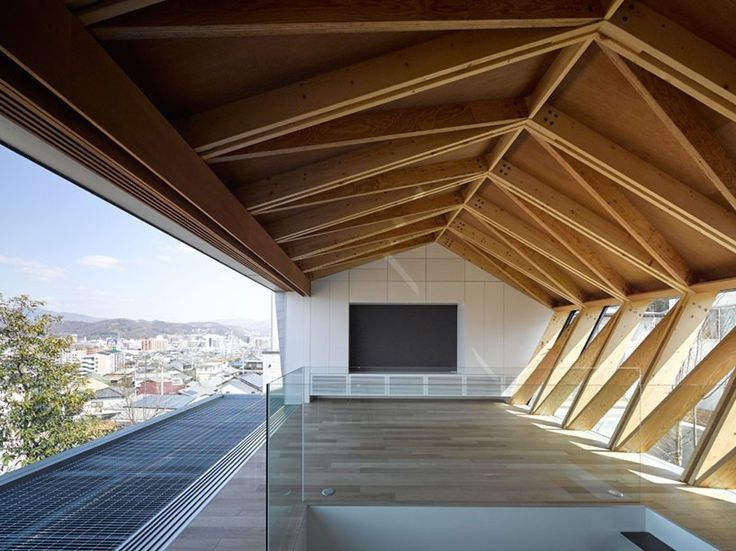 Casa envolvente, Matsuyama, Japón - Apollo Architects and Associates - foto: © Masao Nishikawa