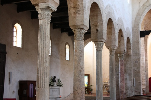 Calabria - Cathedral of Assunta in Gerace Calabria Travel